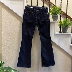 GAP - Curvy Dark Wash Jeans